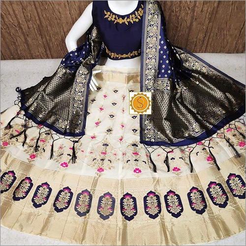 Ladies Ethnic Banarasi Lehenga