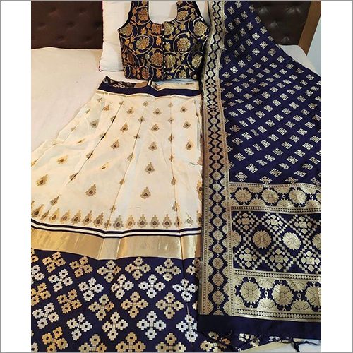 Ladies Designer Banarasi Lehenga