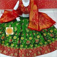 Indian Banarasi Lehenga