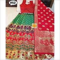 Indian Wedding Banarasi Lehenga