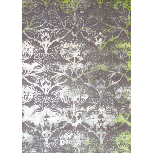 Modern Hand Knotted Carpet