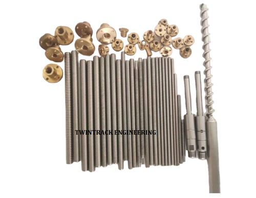 Acme Threaded Rod And Nut