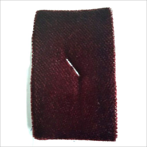 Dark Maroon Velvet 9000 Fabric