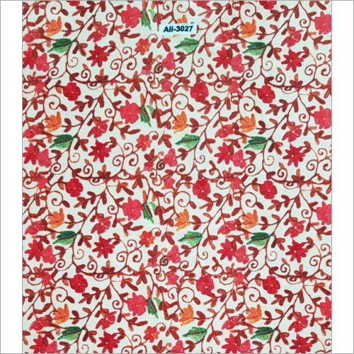 Designer Printed Velvet Fabric