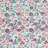 Micro Velvet 9000 Digital Printed Fabric