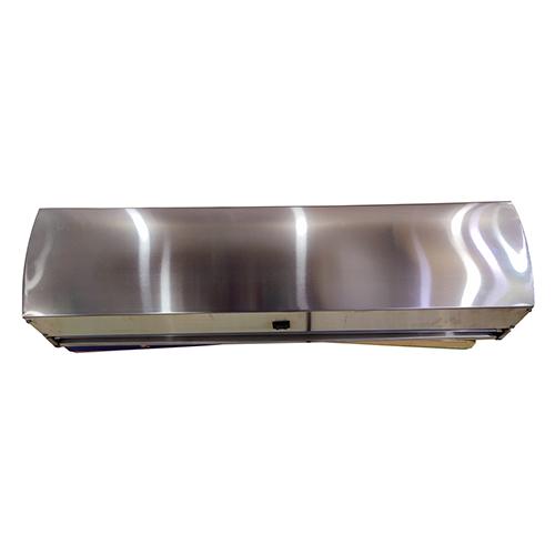 Stainless Steel Body Super Slim Air Curtain