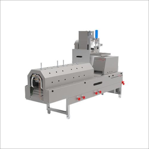 Industrial Roti Making Machine