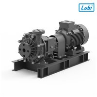 Chemical Thermoplastic Centrifugal Industrial Pumps (Lac Series)