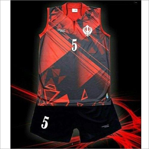 Polyester Running Sports Uniform