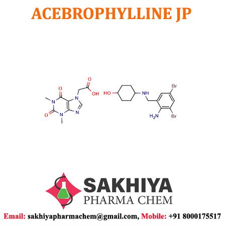 Acebrophylline