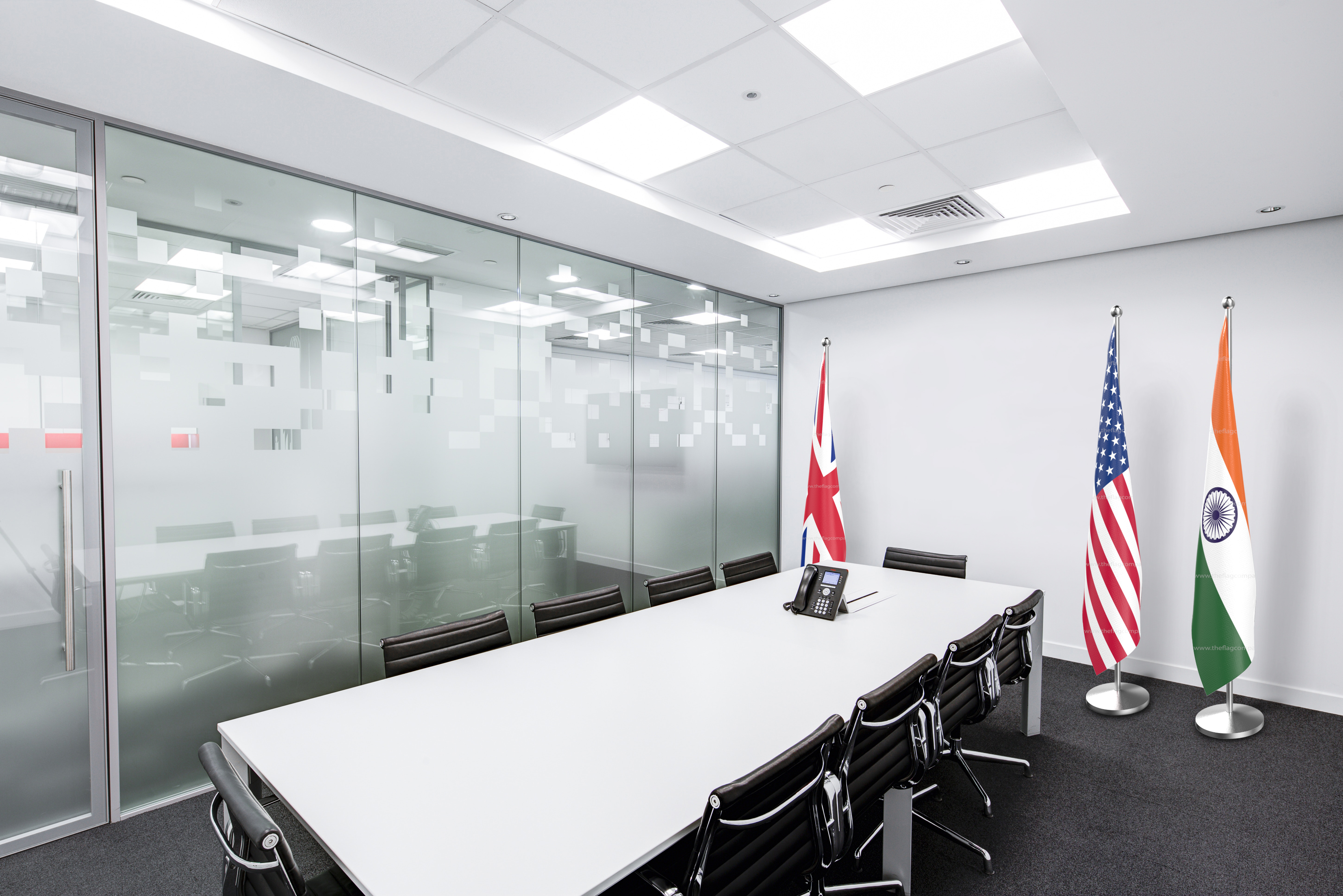 Indoor Flag Pole