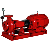 End Suction Fire Pumps (Ul / Fm Approved Flbs Series)