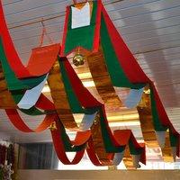Ceiling Hanging Flag