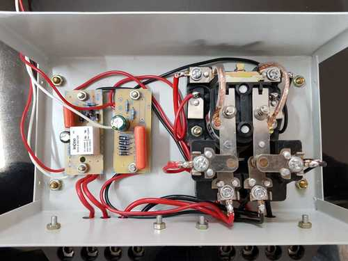 32 Amp 240 Volts Automatic Change Over DP