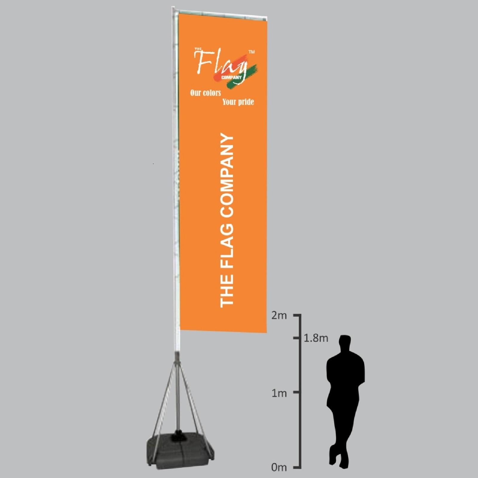 Big Flag Stand