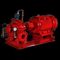 Horizontal Split Case Fire Pumps (Ul / Fm Approved Flhc Series)