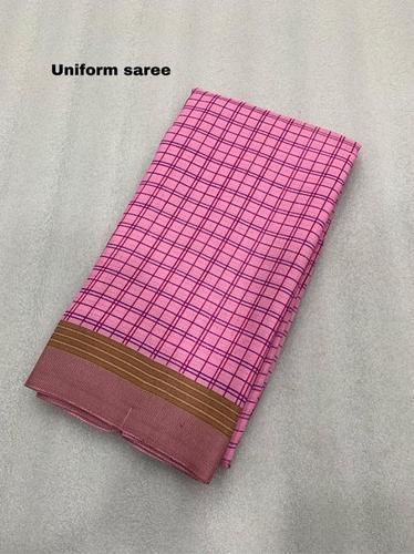 Malbari Silk Uniform Sarees