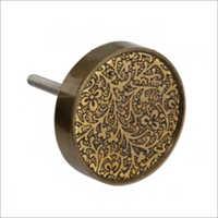 Decorative Brass Knobs
