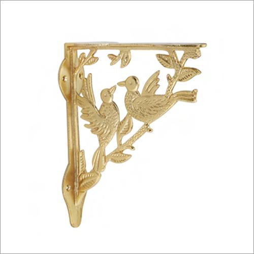 Foritic Gold Shelf Bracket