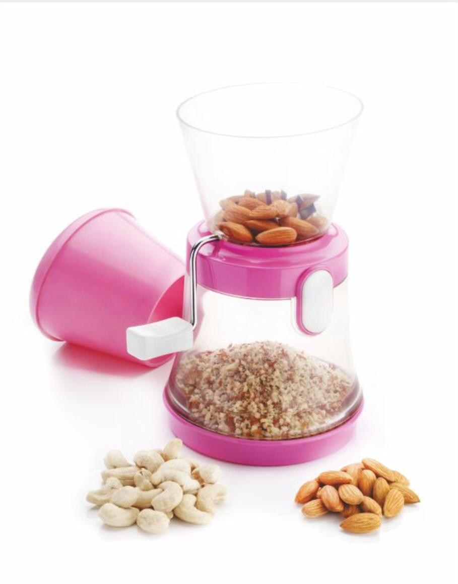 Nuts Dry Fruit Cutter with Stainless Steel Blade, Chilly Vegetable Mirchi Cutting Machine