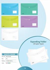 Expending Folder