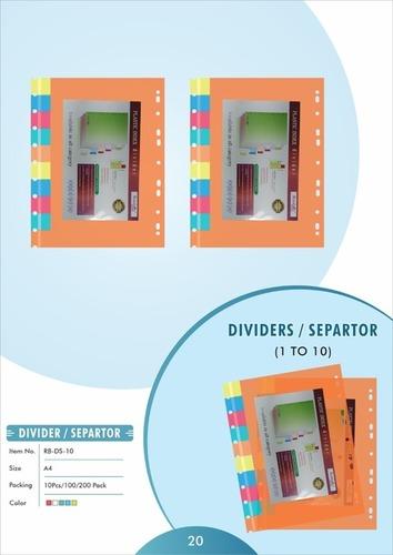 Dividers / Separator
