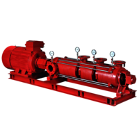 Multi Stage Multi Outlet Fire Pumps (Lmm Series)
