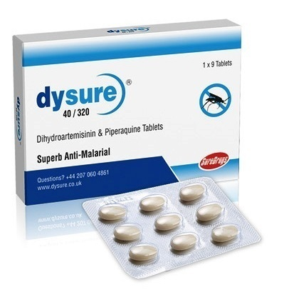Dihydroartemisinin  And Piperaquine Phosphate  Tablets