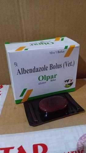 Veterinary Bolus Manufacturing