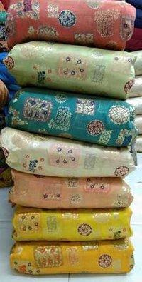 Bamboo Jacquard Fabric