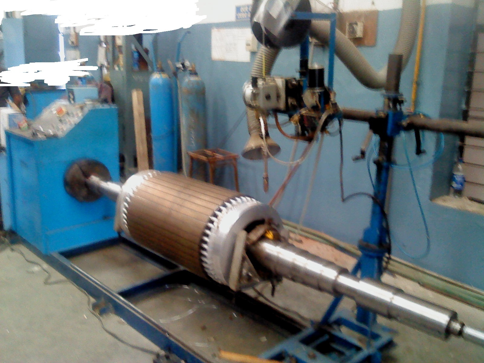 Circumferential Welding Machine
