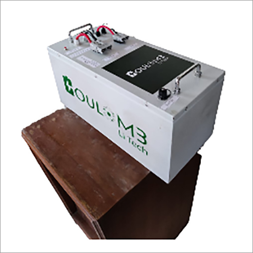 48V Electric 3 Wheeler Lithium Battery
