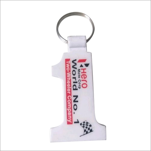 Promotional Printed Key Chain