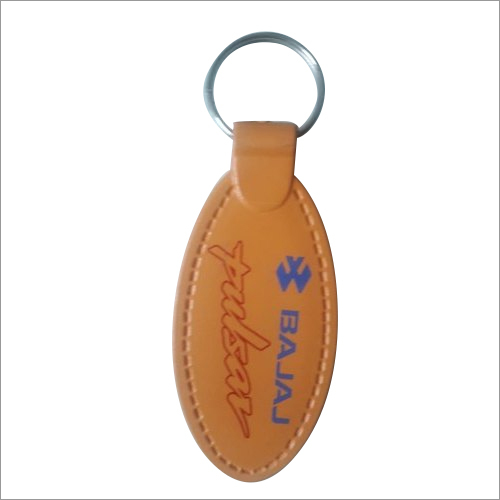Promotional Oval Key Chain
