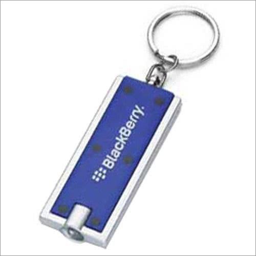 Rectangular Promotional Key Chain