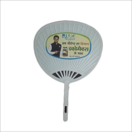 Customized Plastic Promotional Hand Fan