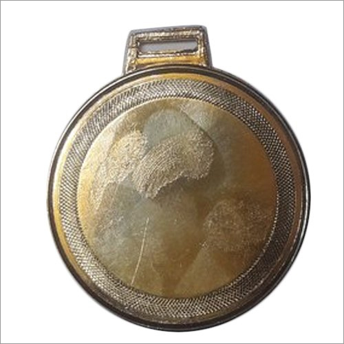 Cast Iron Promotional Medal