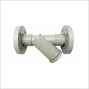 Y Type Strainer Flanged