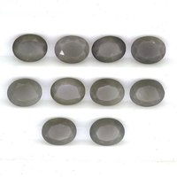 Moonstone Faceted