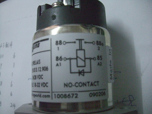 Liebherr 10009888 Performance Relay