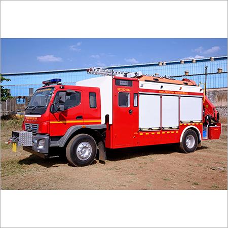 Hazmat Rescue Van