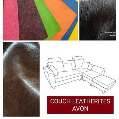 Sofa fabric leatherette