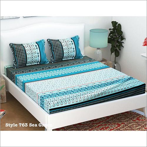 Fancy Cotton Bed Sheet