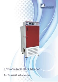 Environment Test Chamber Stability Chamber Humidity Chamber