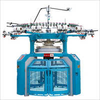 QS - Series Double Jersey Knitting Machine