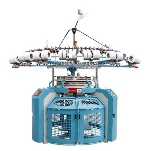 QS - Series Single Jersey Knitting Machine