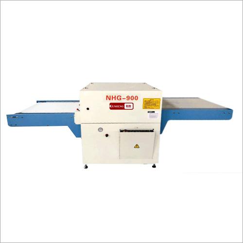 Linear Press Fusing Machine