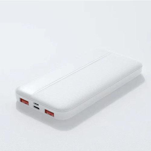 10000mAh Power Bank Dual USB 12W Fast Charging 2.4A