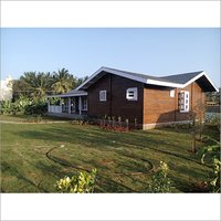 Wooden Domestic Homes