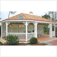 Outdoor Farm House Gazebos